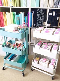 Hello I'm a Paper Addict: White Raskog Cart Anyone?