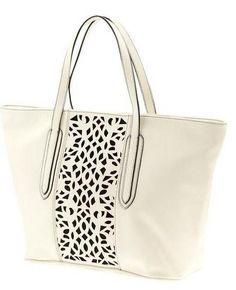 Big white bag!