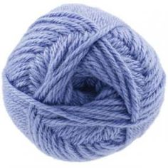 I'm working with this periwinkle right now, just because the color makes me happy. I wonder what I'm making?