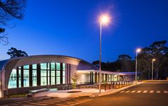Devonport Aquatic Centre > Sport + Leisure > dwp|suters Centre, Australia, Mansions, Architecture, House Styles, Places, Sports, Life, Design