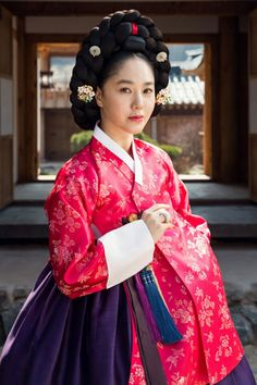 한복 Hanbok : Korean traditional clothes[dress] | #Kdrama #옥중화