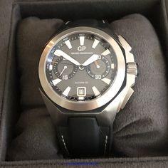 a19c8abacf08 Girard Perregaux Chrono Hawk 49970-11-231-HD6A. Reloj ...