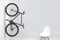 One Beautifully Basic Bike Rack | Yanko Design