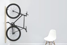 One Beautifully Basic Bike Rack | Yanko Design