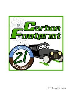 A New One! Carbon Footprint -- Environment & STEM Project