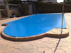 cobertor para piscinas  de proteccion. de pvc. super resistente y economico. Ideas Hogar, Outdoor Decor, Home Decor, Gardens, Templates, Cottage, Pools, Decorating Rooms, Decorations