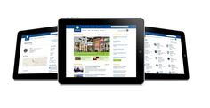 Consulting and UX and UI design project for Bidwells. #webdesign #UX #UI #property