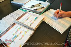build a family planner in 31 days...