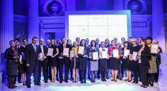 Wszyscy laureaci konkursu EDUinspiracje 2013.