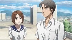 Natsuki Mogi (茂木 なつき Mogi Natsuki) & Takumi Fujiwara / (藤原拓海 Fujiwara Takumi) Initial D Legend1 (頭文字D Legend1)