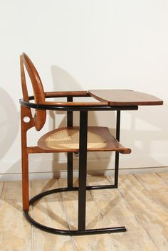 "1stdibs.com | Paul Tuttle ""Tablet chair"""