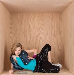 In a box!!!