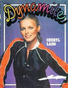 Cheryl Ladd, favorite fifth & sixth grade magazine