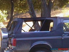 1991 Ford Bronco Soft Top Install picture | SuperMotors.net