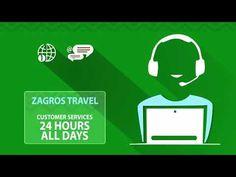 Zagros travel - teaser advertising - YouTube