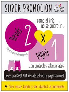 #promo 2x1 www.gigropaymovimiento.com
