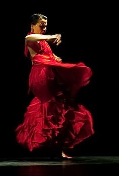Soledad Barrio - Noche Flamenca. I've seen her live four times. Absolutely amazing!!!  Baile!!