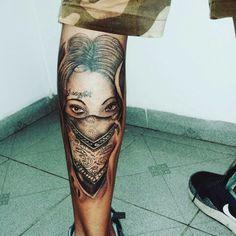 Tattoo ( ganstar p.b
