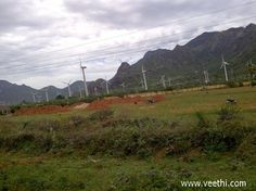 Nagercoil windmills