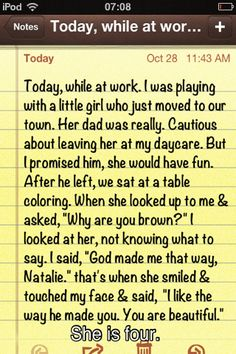 Awwwwww..... It's sad when the girl in this is nicer than 95% of the kids at your school and they are alot older