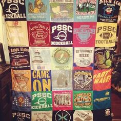 Free Custom T-Shirt Quilt /Free Litographs T-Shirt