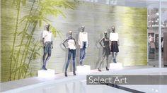 Moz Digital Imagery - Retail Video Interior Design, Architecture Inspiration, Móz Designer Metals, Retail Design  #Retail #InvitingImagination #MozDesignerMetals