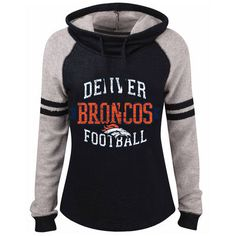 Women's Denver Broncos Black Uptown Handbag