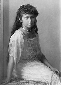 Grand Duchess Anastasia Nikolaevna of Russia - 1914