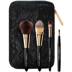 Set Mini Brush - Lace - Make-up, Accessori - Dolce & Gabbana
