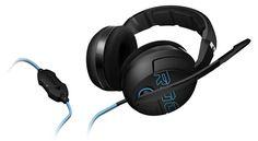 Roccat Kave XTD Stereo : un casque dédié aux jeux vidéo - Le Kave XTD Stereo repousse les standards de l'industrie en offrant une diffusion sonore stéréo puissante grâce à deux hauts parleurs de 50 mm avec aimant néodyme. Il est également équipé d'un ...