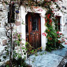 #door Foça - İzmir / Turkiye  photo was taken by Nesrin Yuceturk
