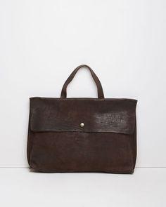 Guidi | Briefcase Bag | La Garçonne