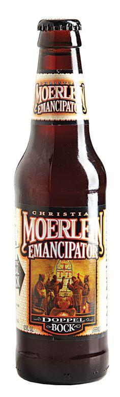 Cincinnati Magazine | Another Bite | Lenten Liquid Diet: Christian Moerlein Emancipator Doppelbock | Photograph by Anna Jones/OMS