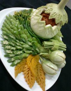 Thaifood -Naphrik
