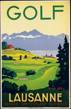 Golf Lausanne