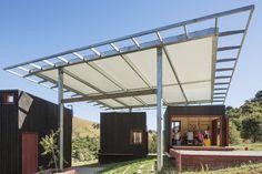 Galería - Refugio de Bienvenida en Longbush Ecosanctuary / Sarosh Mulla Design - 20