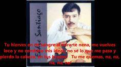 TU ME QUEMAS - Eddie Santiago  (Con Letra)
