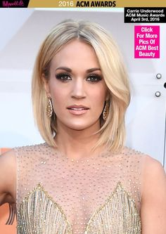 Carrie Underwood's Sexy Smokey Eye Makeup At ACM Awards — SHOP It For $7