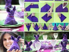60 décoration de table pour Pâques