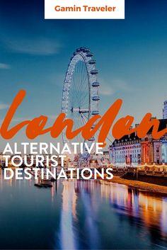 What to do around London? Alternative Tourist Destinations Around London