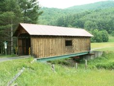 covered bridge across elk creed nw of Todd, NC Bald Mtn township-----looks a lot like the one in bridges of madison county!