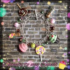 Sweets to my Sweet~ By Sweet Treats Jewelry~