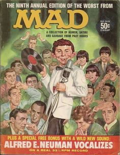 MAD (It's A Gas!)