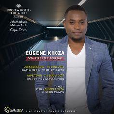 Eugene Khoza - OCD - LIVE at Fire