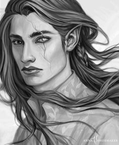 """436 Me gusta, 22 comentarios - Anna Shoemaker (@annashoeart) en Instagram: """"I've gotten a lot of request for #Lucien, and I finally finished a sketch of him that I actually…"""""""