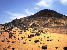 【画像】砂漠の風景を置いておきます