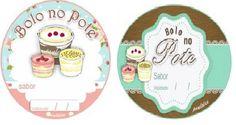 A nossa querida amiga e colaboradora Paula Diniz fez etiquetas lindas para Bolos no Pote e compartilhou com a gente. A etiqueta é um item super importante                                                                                                                                                                                 Mais