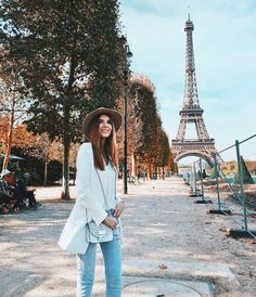 "9,412 Likes, 73 Comments - Tatiana Vasilieva (@tattivasilieva) on Instagram: ""Exploring the city with my @furla #furlafeeling 🗼 Доброе! У нас будет много фото с Эйфелевой, уж…"""