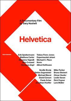 Helvetica DVD