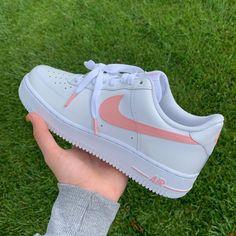 Behind The Scenes By hargitaycustoms Cute Nike Shoes, Cute Nikes, Cute Sneakers, Nike Air Shoes, Shoes Jordans, Adidas Shoes, Air Jordans, Jordan Shoes Girls, Girls Shoes